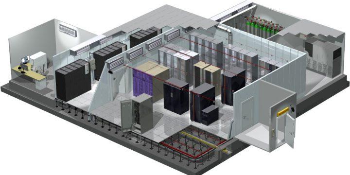 IT Room System 机房整体布局系统